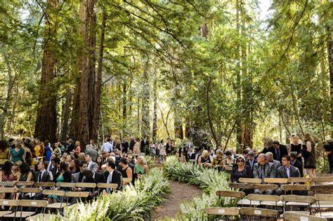wedding venues in redwoods 2 rustic outdoor wedding ideas inside weddings