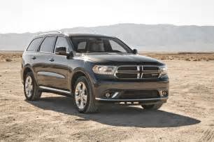 2014 Dodge Durango Limited 2014 Dodge Durango Limited Awd Test Motor Trend