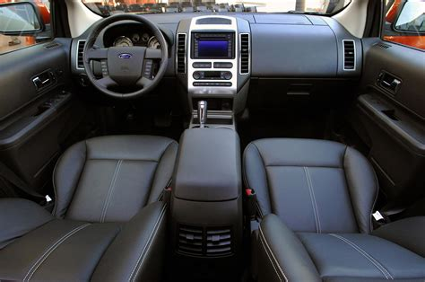 2007 Ford Edge Interior by 2007 Ford Edge Review Top Speed