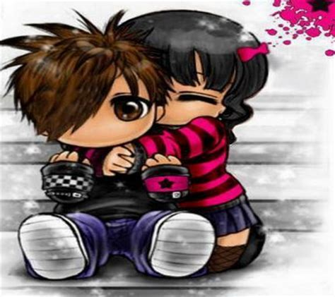 cute emo themes download cute emo love wallpapers to your cell phone boy