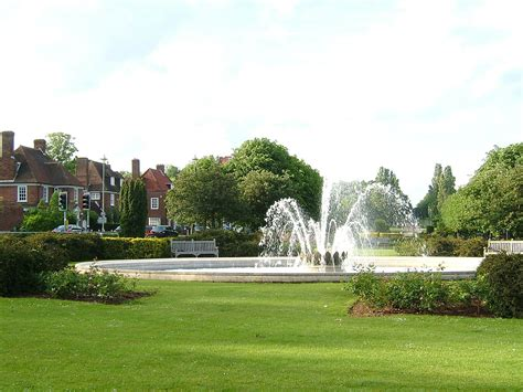 Garden City Town Welwyn Garden City