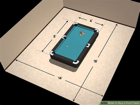 How To Buy A Pool Table 9 Steps With Pictures Wikihow How Much Does A Pool Table Weigh