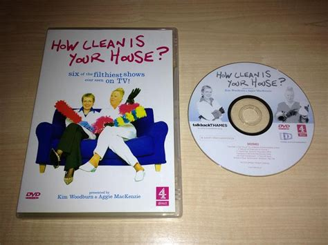 how clean is your house how clean is your house find buy dvd 5019322204633 discusdvd