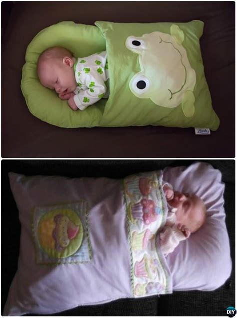 Handmade Pillow Cases Patterns - 12 handmade baby shower gift ideas picture