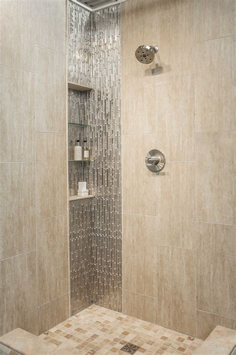 Bathroom Shower Wall Tile Ideas by Bathroom Shower Wall Tile Classico Beige Porcelain Wall