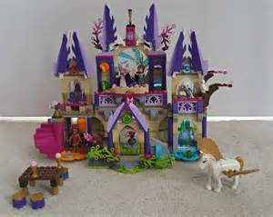 Lego elves review renovation bay bee