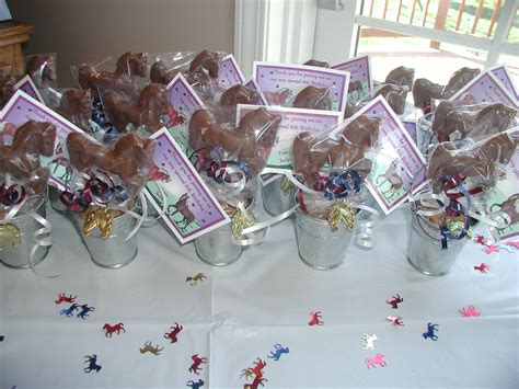 Free Giveaways For Birthdays - horse birthday party favors horse birthday ideas supplie flickr