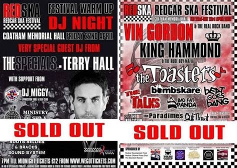 tattoo queen street redcar ghost town singer terry hall to play sold out dj set at