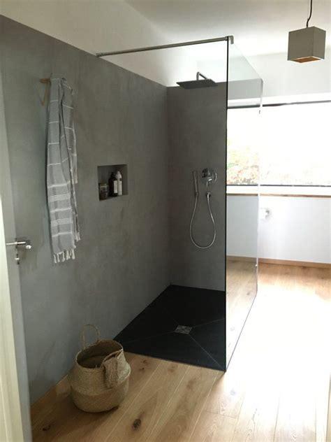 entwerfen sie ein badezimmer fußboden plan die 25 besten ideen zu badezimmer ohne fliesen auf