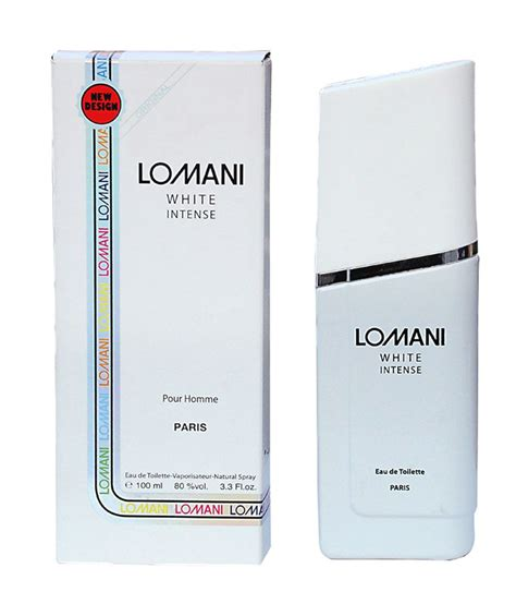Parfum Original Lomani Original For Edt 100ml lomani edt white 100ml for buy at best prices in india snapdeal