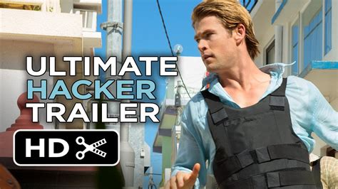 hacker film online hd blackhat ultimate hacker trailer 2015 chris hemsworth