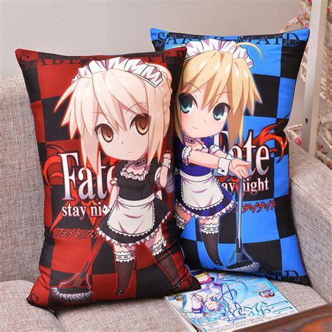 japanese anime saber dakimakura fate stay anime hugging