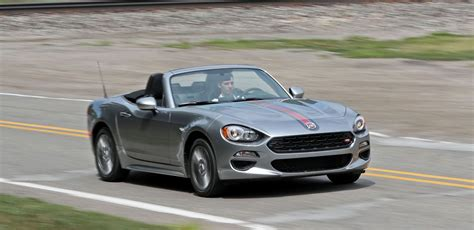 2019 Fiat 124 Changes by 2019 Fiat 124 Spider Abarth 0 60 Specs Changes Release