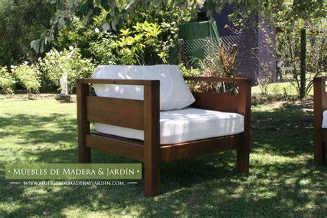 sillones de madera para sala
