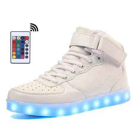 light up shoes with remote bright led light up shoes kids high top