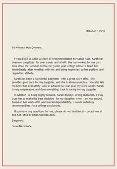 Occidental College Letters Of Recommendation top 10 sle recommendation letters for students to seriously consider school