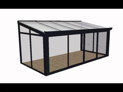 veranda 20m2 veranda 20m2 kit ma v 233 randa