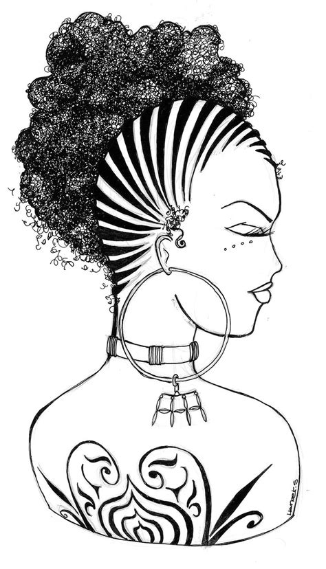 natural hair coloring pages afro hair coloring pages coloring pages