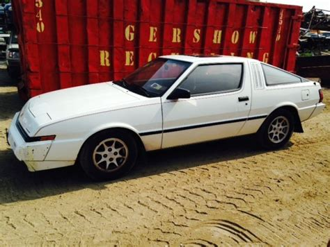 old car repair manuals 1985 mitsubishi starion seat position control 1985 mitsubish starion 62k original miles all stock vehicle clean title rare classic