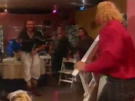 jake roberts interrupts macho man elizabeths wedding