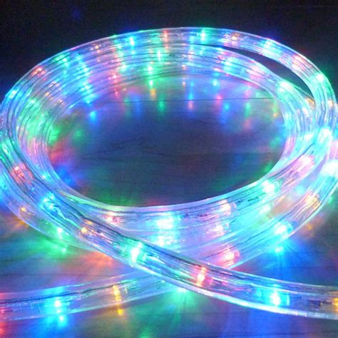 multicolour led rope light multi function 2 metre