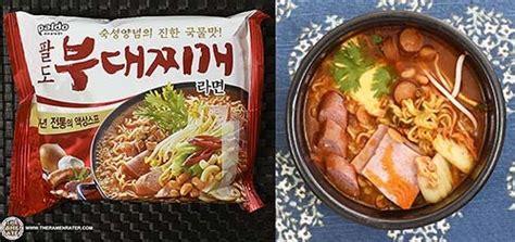 Ramen Di Korea Selatan daftar 10 mie instan paling enak di seluruh dunia adakah
