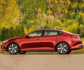 Kia Optima Coupe Few Updates To 2017 Model Year For Kia Optima