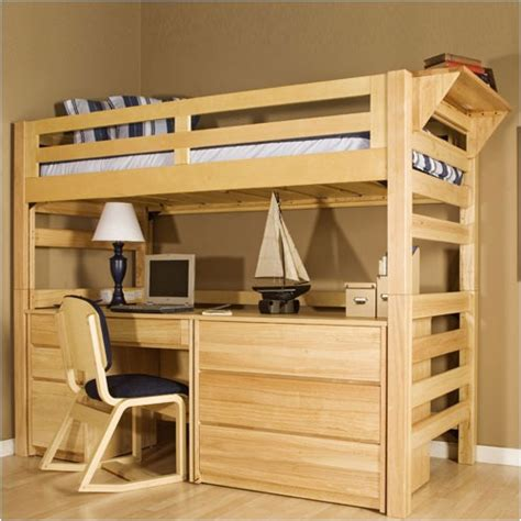 The Loft Furniture by Loft Graduate Series Xl Open Loft Bed