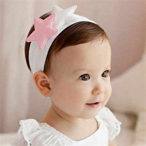 1pc soft lovely headband cotton headwear hairband headwear hair band