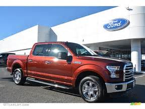 Bronze Ford 2016 Bronze Ford F150 Xlt Supercrew 110057122 Photo