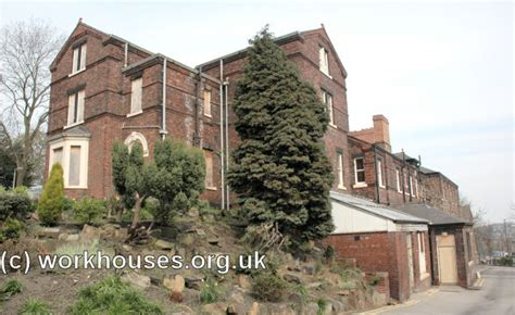 the workhouse in sheffield w