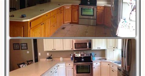 General Finishes Antique White Milk Paint Kitchen Cabinets general finishes milk paint kitchen makeover antique