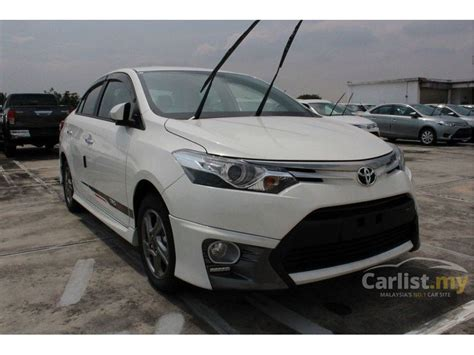 Toyota Gear Price Malaysia Toyota Vios 2017 Trd Sportivo 1 5 In Johor Automatic Sedan