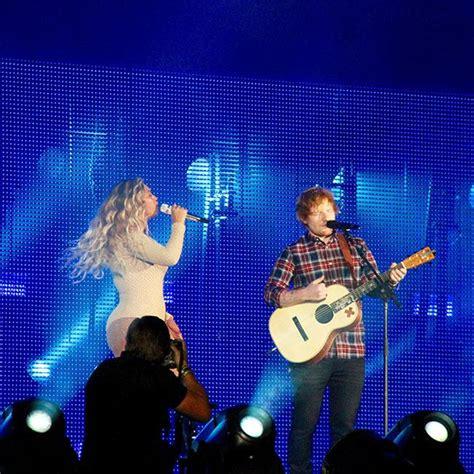 ed sheeran perfect new duet ed sheeran duets with beyonce