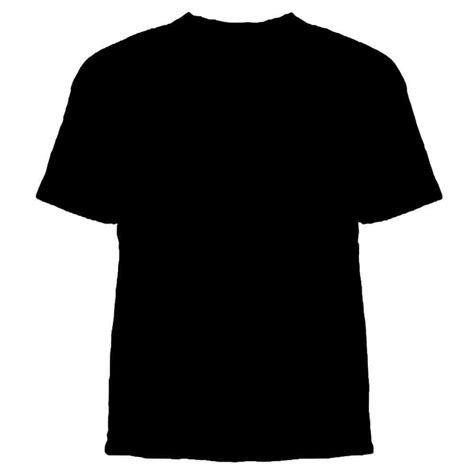 black tshirt template crew neck t shirt template by castawayclothing on deviantart
