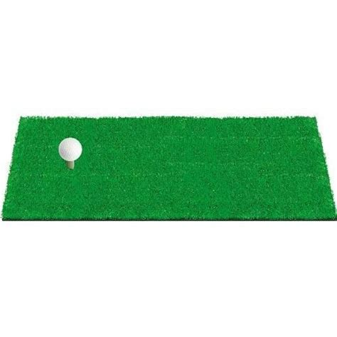 Mock Test For Mat by American Golf Practice Mat Sweatband