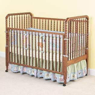 Gerry Crib by Evenflo Crib Lind Collection Maple