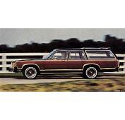 Mercury Grand Marquis Station Wagon 1984  Picture