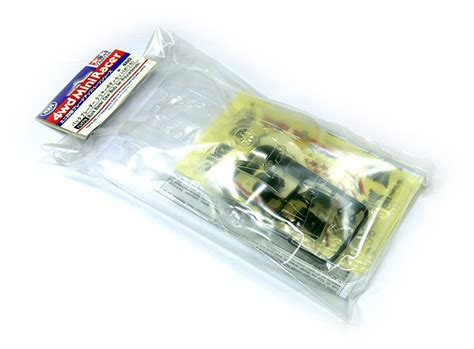 Tamiya 15217 Buck Blader Clear Set tamiya mini 4wd model racing buck blader clear set