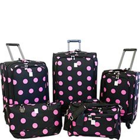 Polka Set 5 By Athaya 1000 images about polka dot luggage sets on