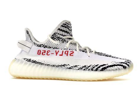 Adidas Yeezy Boost Zebra Price by Adidas Yeezy Boost 350 V2 Zebra Cp9654