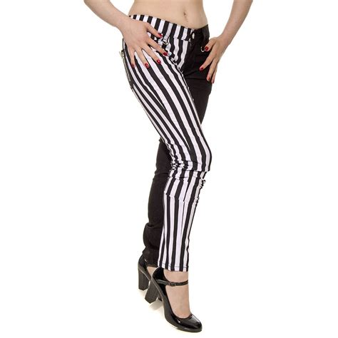 blue and white patterned jeans banned stripe jeans patterned skinny jeans uk women s