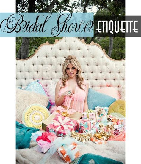 Bridal Shower Gift Etiquette by 1000 Images About Bridal Southern Events On
