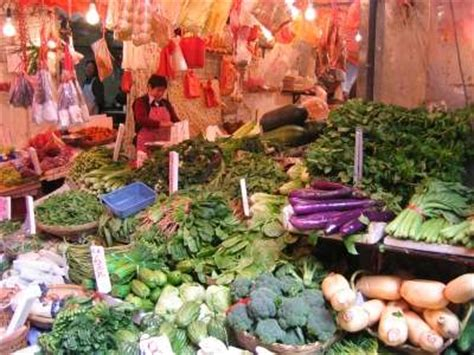 vegetables used in asian cooking food ingredients and staples