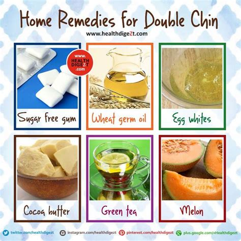 19 diy home remedies for double chin 127 best health images on pinterest natural home