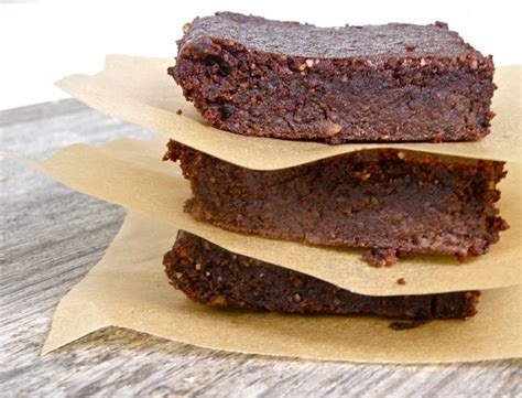 Flourless Brownies Almond And Oat Brownies mocha almond flourless brownies a calculated whisk