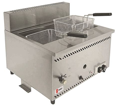 Table Top Fryer by Parry Lpg Table Top Fryer Agfp Parry