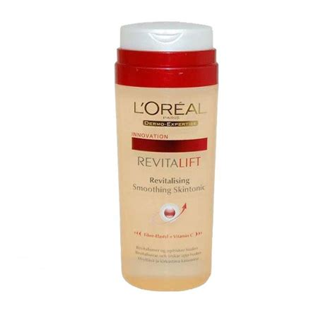 Obat Smoothing L Oreal l oreal revitalift smoothing skintonic 200ml