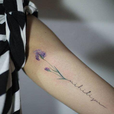 22 grandiose iris tattoo designs and meanings iris