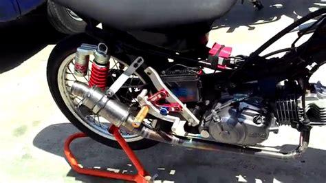 Knalpot Cld Jupiter Z R Type C2 110 125cc motor road race jupiter z mp5 automotivegarage org